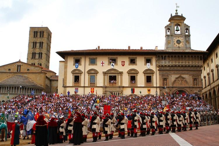 Giostra del Saracino settembre 2018 Foto Giulio Cirinei (250)